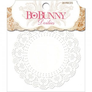 Doilies - Paper - Small