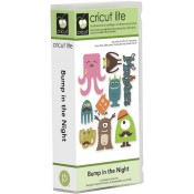 Cricut Lite Bump in the Night Cartridge