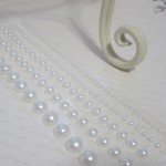 Self Adhesive Pearl Strips