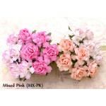 Sm. Cottage Roses - 20