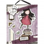 Gorjuss Urban Rubber Stamp Set - New Heights