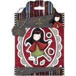 Gorjuss Urban Rubber Stamp Set - Little Red