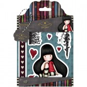 Gorjuss Urban Rubber Stamp Set - The Collector