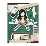 Gorjuss Urban Rubber Stamp Set - On Top Of The World