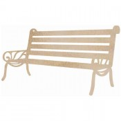 Wood Flourishes - Bench Seat