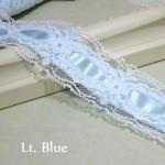 Lg. Eyelet Lace w/ Ribbon - 1yd