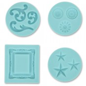 Silicon Molds - Decorative Design