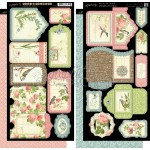 Botanical Tea - Tags & Pockets