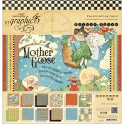 Mother Goose - 12x12 Paper Pad
