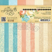Precious Memories - 6x6 Patterns & Solids Paper Pad