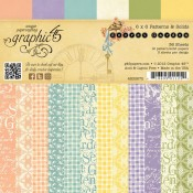 Secret Garden 6x6 Patterns & Solids Paper Pad