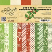Twas the Night Before Christmas - 6x6 Patterns & Solids Paper Pad