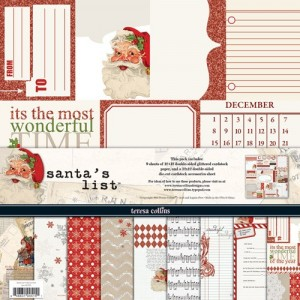 Santa's List - 12x12 Collection Pack