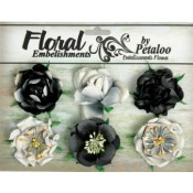 Roses Collection Charcoal (Black)