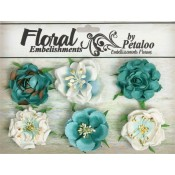 Roses Collection Teal