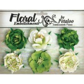 Roses Collection Lime (Green)