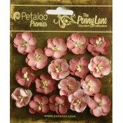 Penny Lane - Forget Me Nots - Antique Rose