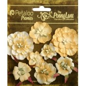Penny Lane - Mixed Blossoms - Antique Gold