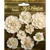 Penny Lane - Mixed Blossoms - Antique Beige