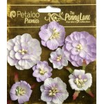 Penny Lane - Mixed Blossoms - Lavender