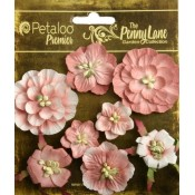 Penny Lane - Mixed Blossoms - Antique Rose