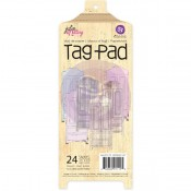 (Pre-Order) Mixed Media Armoire Tag Pad
