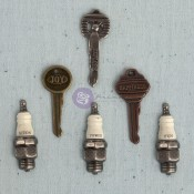 Junkyard Findings Ignition Keys