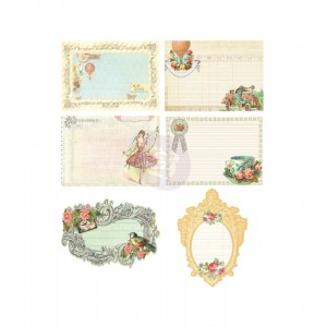 Divine - Journaling Notecards