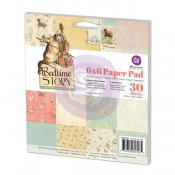 (Pre-Order) Bedtime Story 6x6 Paper Pad