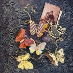 (Pre-Order) Timeless Memories Mullbery Paper Butterflies - Reminiscence