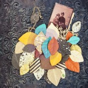 (Pre-Order) Timeless Memories Mullbery Paper Flowers - Impression