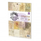 (Pre-Order) Timeless Memories A4 Paper Pad