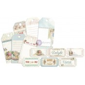 Delight - Tag Me Cardstock Die-Cuts