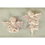 Shabby Chic Resin Treasures Cupid