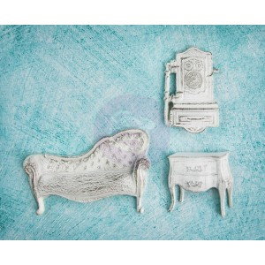Shabby Chic Resin Treasures - Foyer
