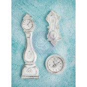 Shabby Chic Resin Treasures - Clocks