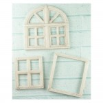 Shabby Chic Resin Treasures - Window Frame