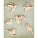 Shabby Chic Resin Treasures - Fly Away