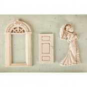 Shabby Chic Resin Treasures - Parlor