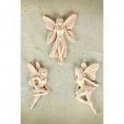 Shabby Chic Resin Treasures - Fairies