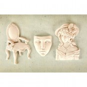 Shabby Chic Resin Treasures - Allure
