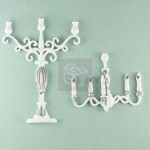 Shabby Chic Metal Treasures Illume