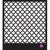 Designer Stencil - Lattice - 6x6