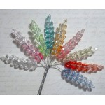 Sample Pack - Acrylic Wheat Leaves Spray