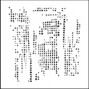 Doodling Templates - Mini Tile Texture - 6x6