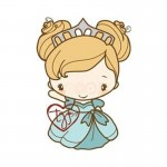 Princess Collection No. 3 Stamp