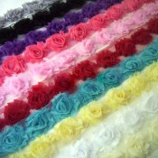 Shabby Rose Trim - 1yd