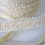 Fancy Organza Trim - 1yd