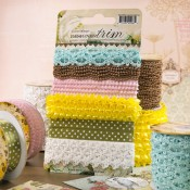 Everyday Poetry Trim Pack - 6yds