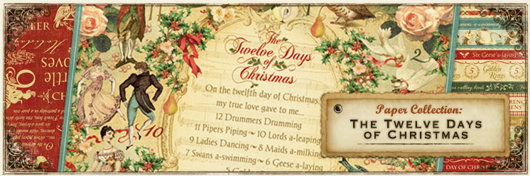 steampunk spells sweet sentiments the twelve days of christmas - 12 Days Of Christmas Origin